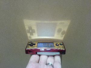 GameBoy Micro Famicom Edition