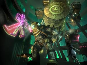 Wallpaper Bioshock 1024x768 Fair