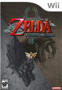 zelda twilight princess wii pack
