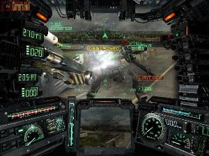 Steel Battalion screen 2