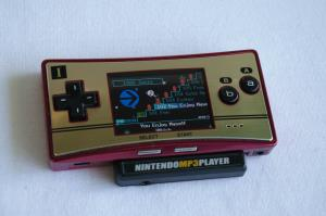 Nintendo MP3 Player 3