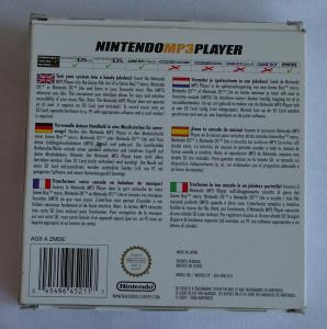 Nintendo MP3 Player 5