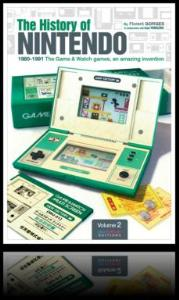 Book 2 - History of Nintendo Vol.2 The Game and Watch