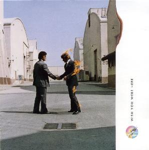 Pink Floyd - Wish You Were Here (Front)