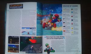 Le dossier Mario Kart (version anglaise)
