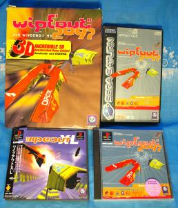 2 wipEout 2097