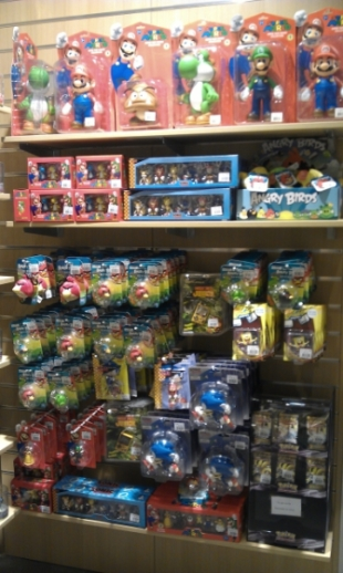 Mario Sonic Angry Birds (Figurines et goodies)