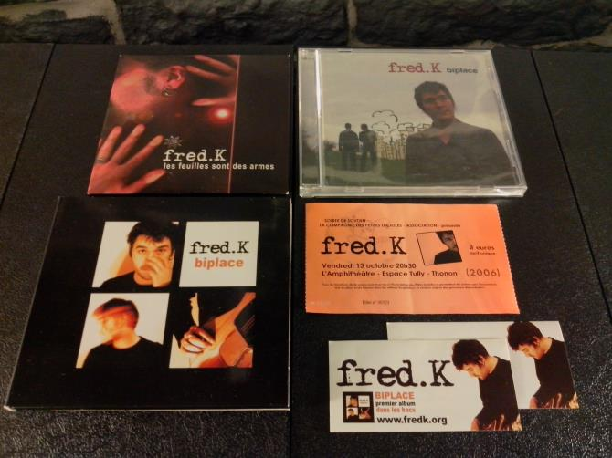 Collection Fred K