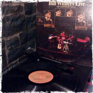 Vinyle - Redécouverte de Bill Withers Live at Carnegie Hall
