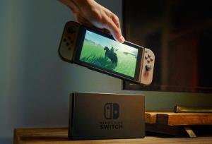 Nintendo Switch (console 2)