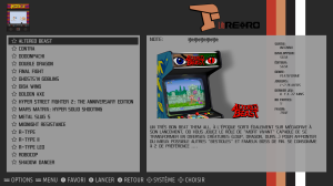 Recalbox Screenshot 3