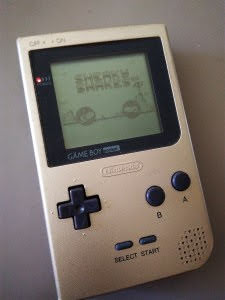 JV Game Boy Sneaky Snakes