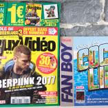 Jeux Vidéo Magazine n°224 Septembre 2019 + Greetings from Cocolint (FRA NEUF Magazine Livres)