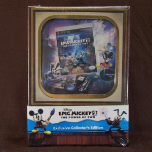 Disney Epic Mickey 2 The Power of Two (Collector's Edition) (01)
