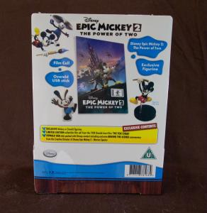 Disney Epic Mickey 2 The Power of Two (Collector's Edition) (02)