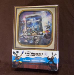 Disney Epic Mickey 2 The Power of Two (Collector's Edition) (03)