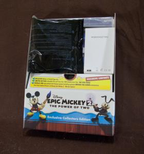 Disney Epic Mickey 2 The Power of Two (Collector's Edition) (08)
