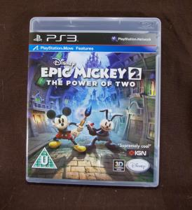 Disney Epic Mickey 2 The Power of Two (Collector's Edition) (20)