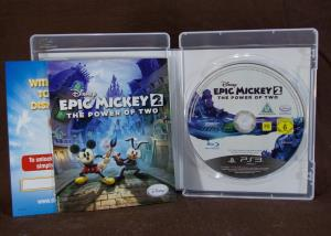 Disney Epic Mickey 2 The Power of Two (Collector's Edition) (22)
