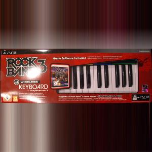 Clavier sans fil Rock Band 3 (1)