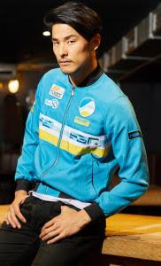 Feisar Racing Team Jacket (insertcoinclothing 01)
