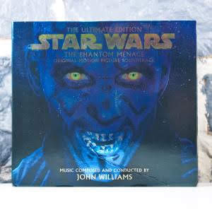 Star Wars - Episode I The Phantom Menace - Original Motion Picture Soundtrack (The Ultimate Edition) (01)