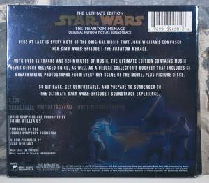 Star Wars - Episode I The Phantom Menace - Original Motion Picture Soundtrack (The Ultimate Edition) (03)