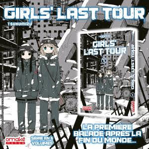Girls' Last Tour 1 (cover)