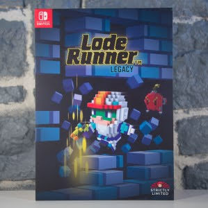 Lode Runner Legacy (Collector's Edition) (01)