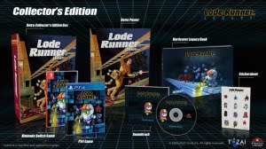 Lode Runner Legacy (Collector's Edition) (cover)