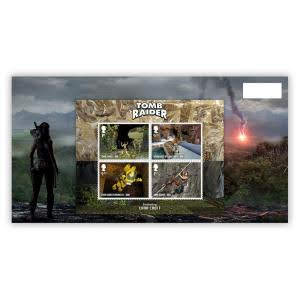 Royal Mail Stamps - Video Games Presentation Pack (Offical 05)