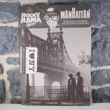 Rockyrama Papers - Issue 04 Janvier 2020 Manhattan (FRA NEUF Magazine Livres)