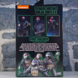 NECA - Foot Soldier (Melee Weapons) 18 cm (02)