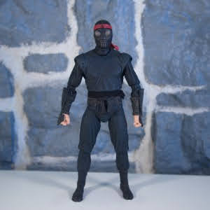 NECA - Foot Soldier (Melee Weapons) 18 cm (06)