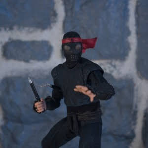 NECA - Foot Soldier (Melee Weapons) 18 cm (09)