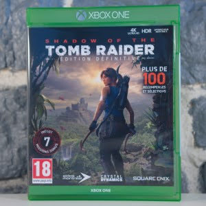 Shadow of the Tomb Raider - Edition Définitive (01)