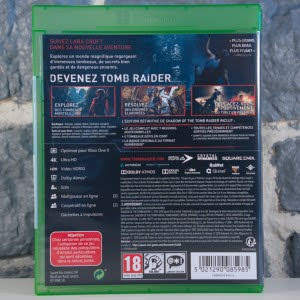 Shadow of the Tomb Raider - Edition Définitive (02)