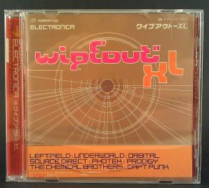 wipE'out'' XL Original Soundtrack (1)