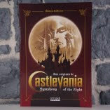 Aux origines de Castlevania Symphony of the Night (Edition Collector) (FRA NEUF Livre Livres)