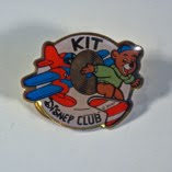 Pin's Disney Club : Kit (FRA OCCAZ Pin's Vidéos)