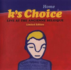 Home - Live At The Ancienne Belgique (cover)