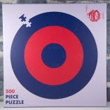 Fishman Donut Round Jigsaw Puzzle (USA NEUF Puzzle Autres)