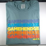 Save Gamehendge Heavyweight Tee (X-Large, Cypress Green) (USA NEUF T-Shirt Musique)