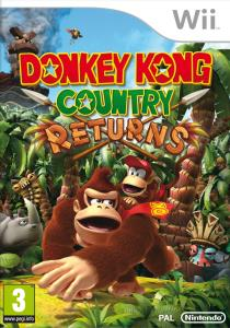 Donkey kong Country Wii Jaquette