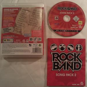 Rock Band Song Pack 2 (2)