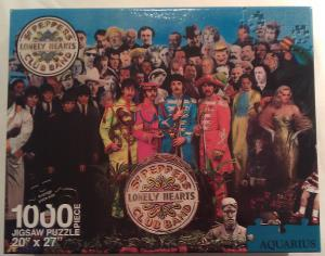 Puzzle Sgt. Pepper's Lonely Hearts Club Band (01)