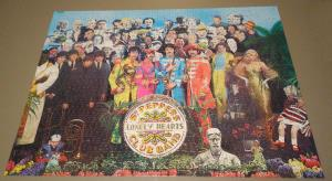 Puzzle Sgt. Pepper's Lonely Hearts Club Band (02)