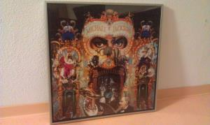 Puzzle Michael Jackson's Dangerous by Mark Ryden (framed)