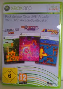 XBox Live Arcade Pack (1)