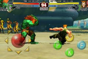 Street Fighter IV - Screen 1